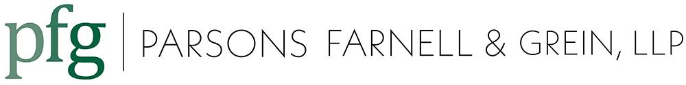 Parsons Farnell & Grein | Attorneys